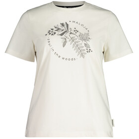 Maloja ZirbeM. SS T-Shirt Women, wit